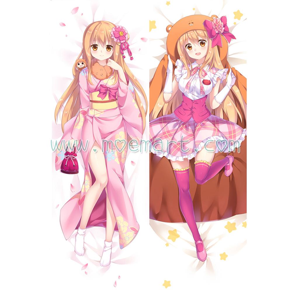 Himouto! Umaru-chan Dakimakura Umaru Doma Body Pillow Case