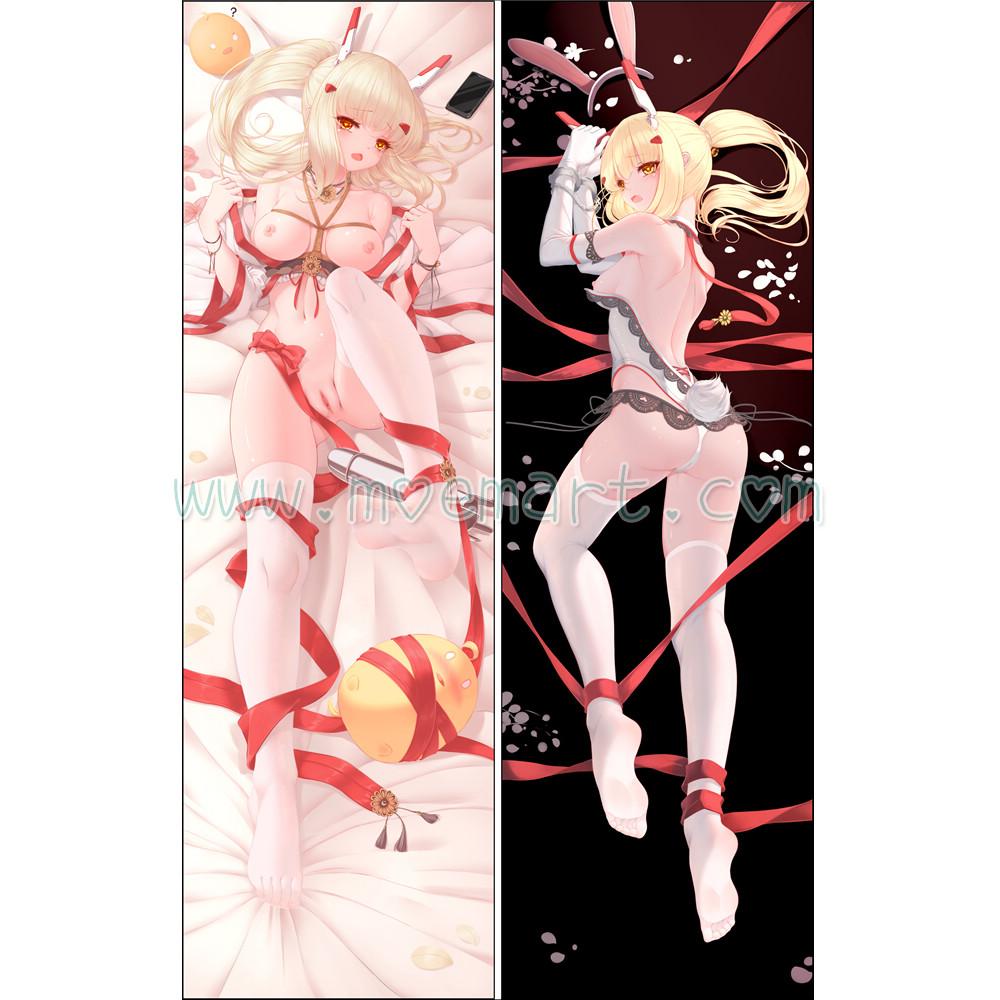 Azur Lane Dakimakura Ayanami Body Pillow Case 25