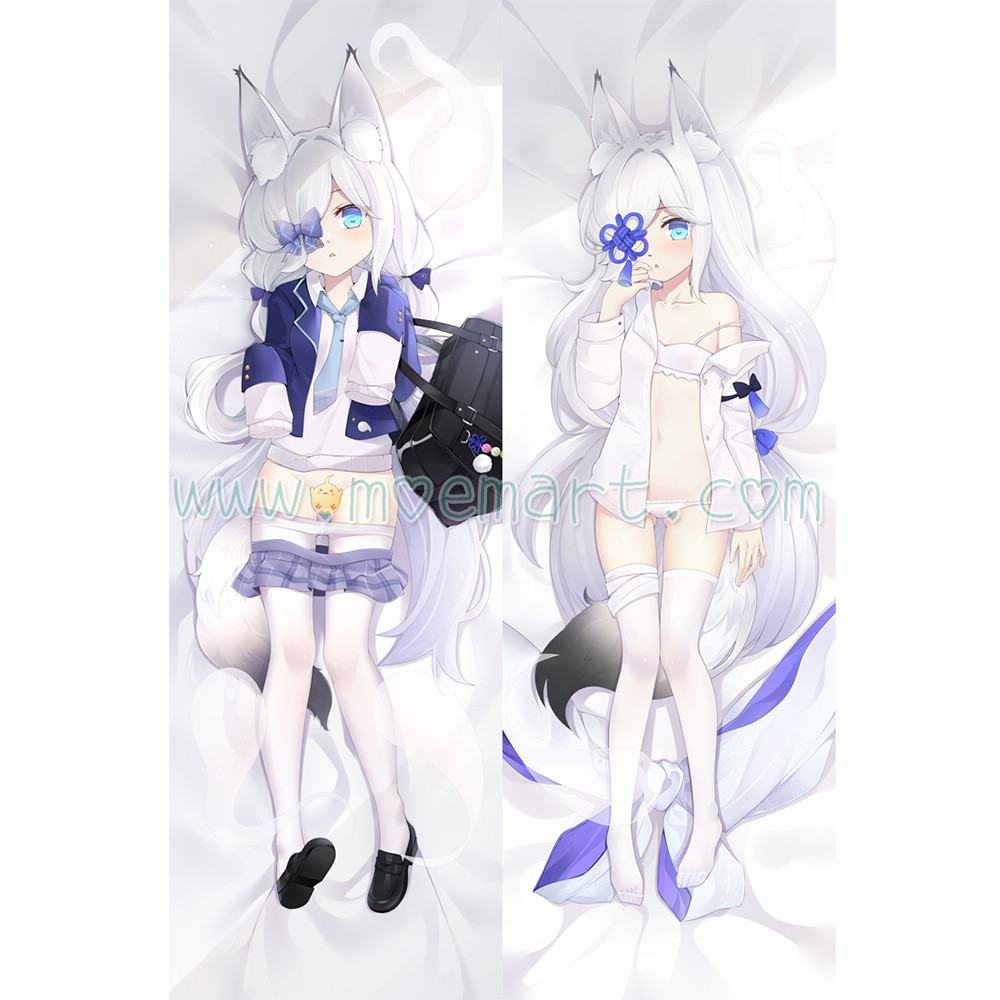 Azur Lane Dakimakura Kasumi Body Pillow Case 03