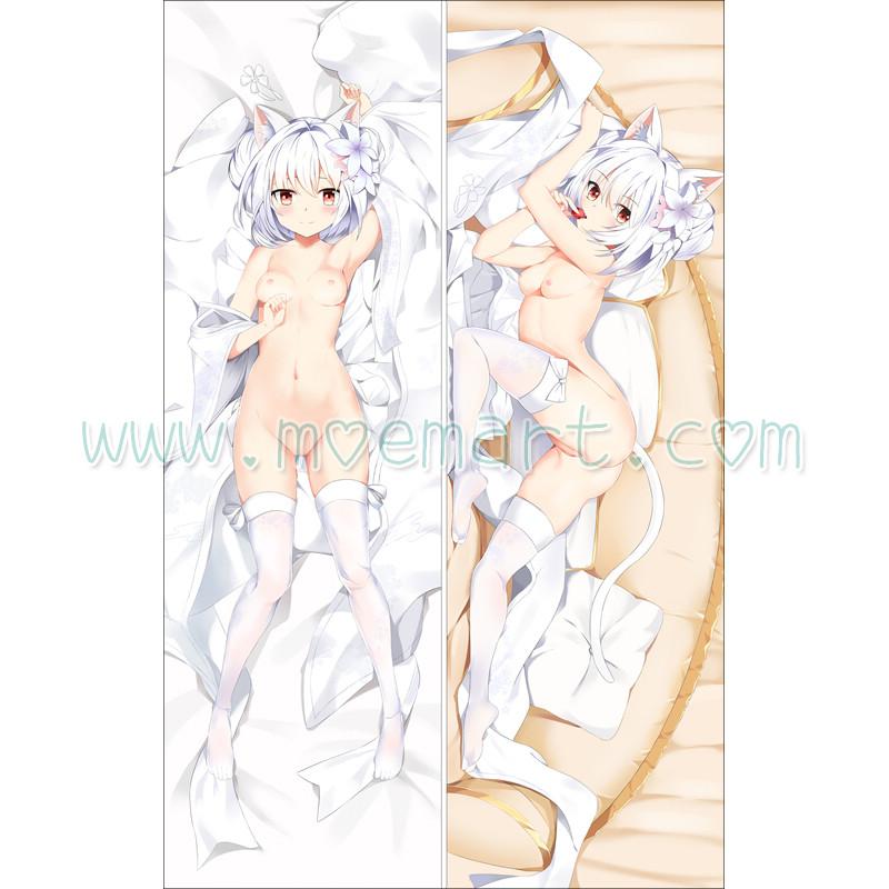 Azur Lane Dakimakura Yukikaze Body Pillow Case 05